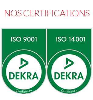 les certifications PICOTY
